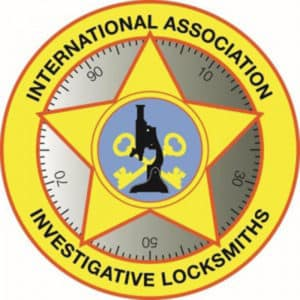 International Association Investigative Locksmiths logo