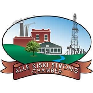 Alli Kiski Strong Chamber logo